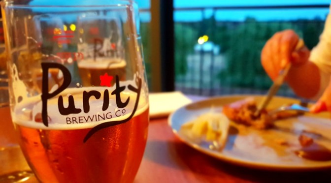 Purity beer evening at the RSC Rooftop Restaurant