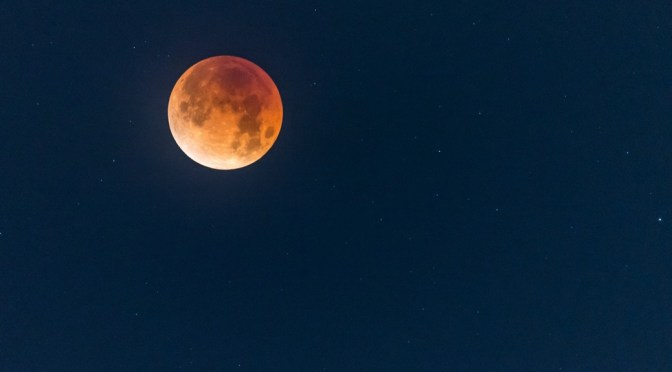 Where to see the blood moon in Stratford-upon-Avon