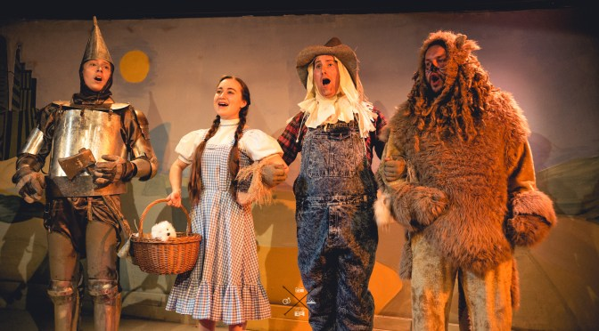 The Wizard of Oz at The Attic Theatre