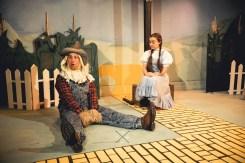 Dorothy and Scarecrow (John-Robert Partridge)
