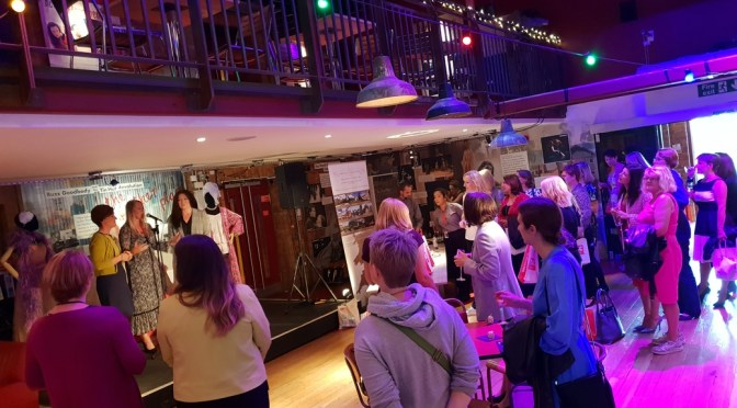 Inspiring Women event at the RSC
