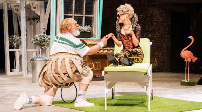 The Merry Wives of Windsor. Photo by Manuel Harlan