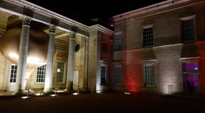 March of the Imagination at Compton Verney