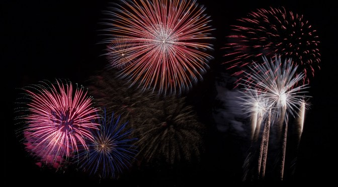 Fireworks and Bonfire Night events in Stratford-upon-Avon