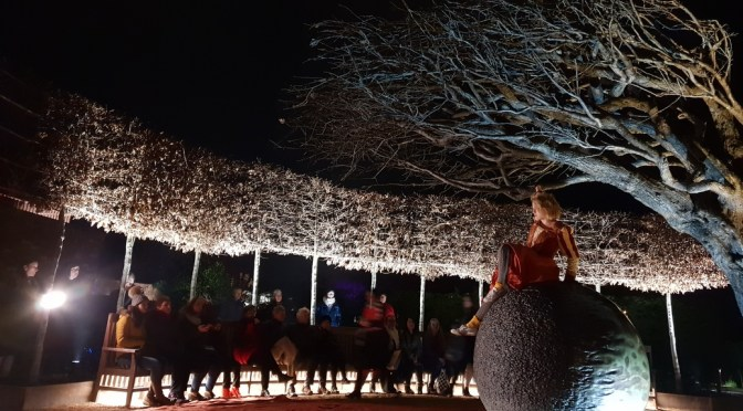 what's on in Stratford this weekend Dec 14-16