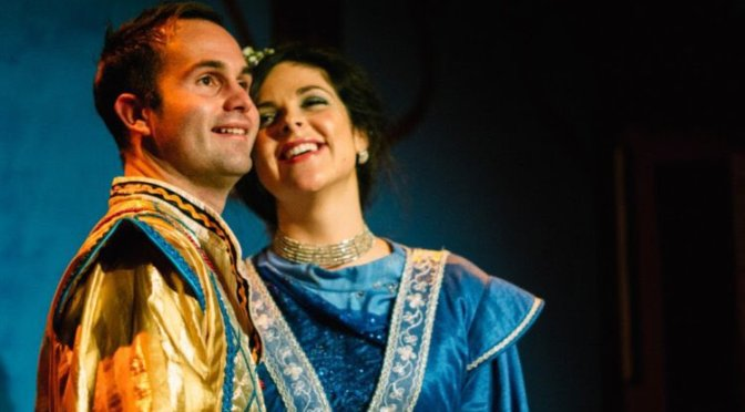 Review: Aladdin at The Attic Theatre, Stratford-upon-Avon