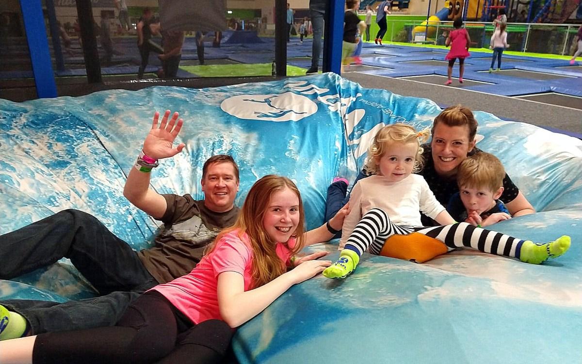 Visit Jump In Trampoline Park Warwick