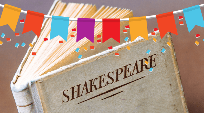 Shakespeare's birthday with a difference