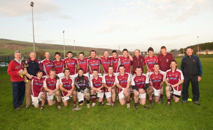 Keating Cup winners 2011