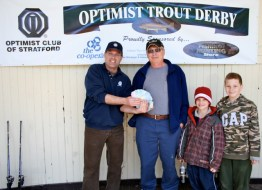 Optimist Trout Derby 2011
