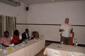 Jon Cloke - discussing decentralisation of community energy