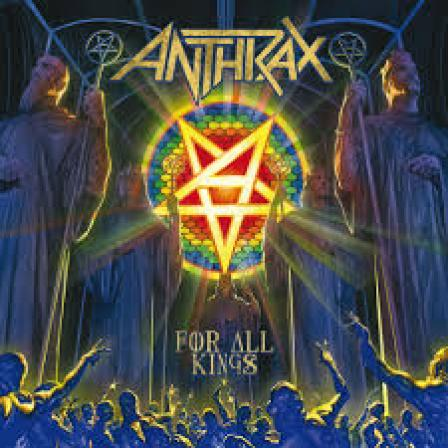 Album Review - Anthrax - pic