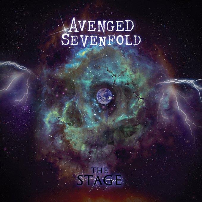 Avenged Sevenfold album cover