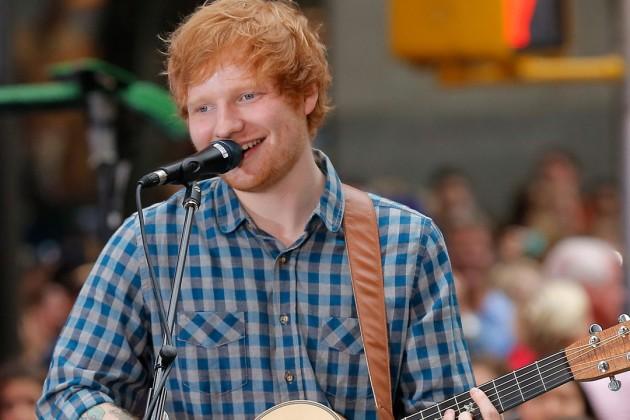 Album Review: Ed Sheeran