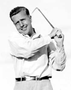 Clyde Spaulding, Strathcona Invitational Champion of 1937