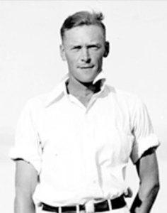 Ford Wray, Strathcona Invitational Champion of 1936,38,39