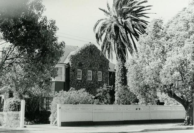 95 Redmyre Rd Strathfield. Photo 1986
