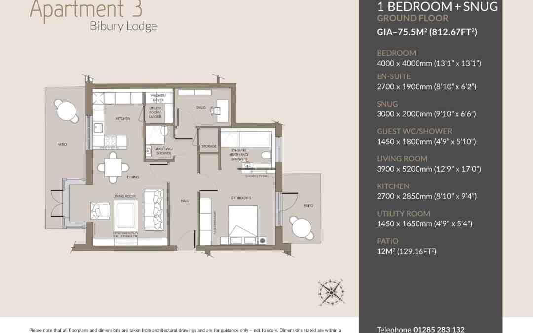 3 Bibury Lodge