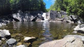 Buttermilk Falls 2