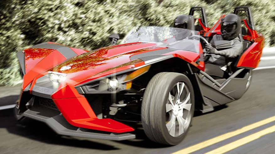 polaris slingshot insurance