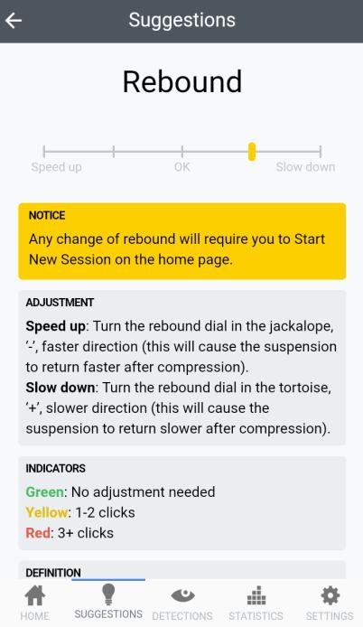 ShockWiz Review Stravaiging app 3