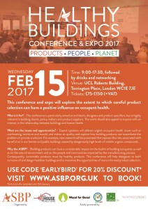 ASBP Healthy Buildings Conference and Expo 2017