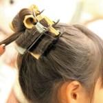 七五三の髪型 3歳で髪が少ない・短い時のアレンジを自分でするには?
