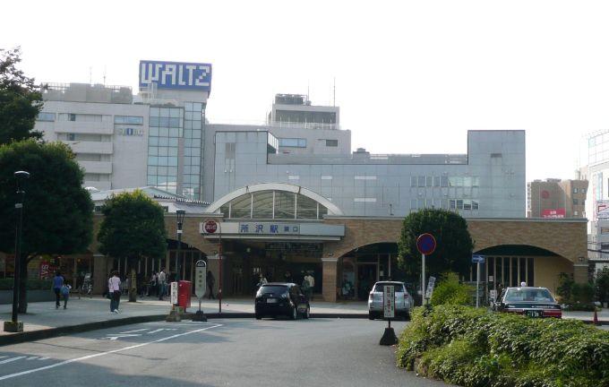 Tokorozawa-Sta-E