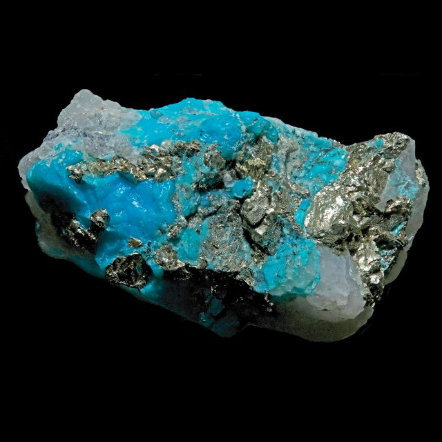 Birthstones and Their Meanings - December - Turquoise