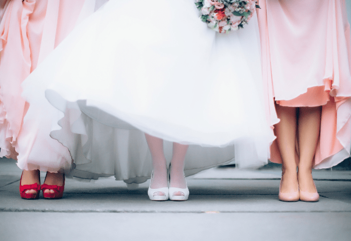 Maid Of Honor and Matron Of Honor