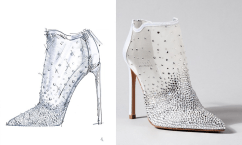Designer Slipper - Stuart Weitzman