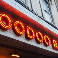 Vegan London: Voodoo Rays