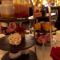Vegan London: Afternoon Tea at Café Royal