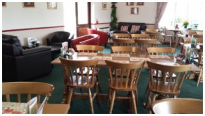 Coffee Shop & Dining Strawberry Garden Centre Uttoxeter - Open every day