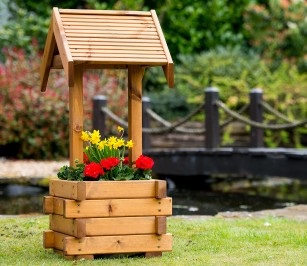 Tom Chambers Wishing-Well-Small- available from strawberry garden centre uttoxeter
