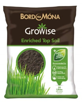 growise-enriched-top-soil available from strawberry garden centre uttoxeter