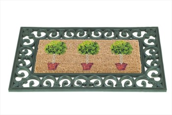Garden & Home Company 82450 Rubber Base Tray for Easy Mat Insert available from Strawberry Garden Centre, Uttoxeter
