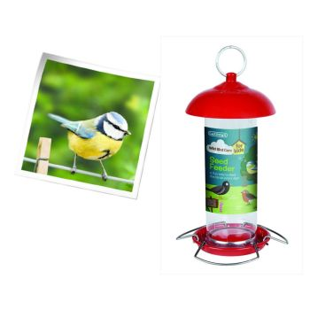 Gardman A01905 Mixed Kids Wild Bird Seed Feeder available from Strawberry Garden Centre, Uttoxeter