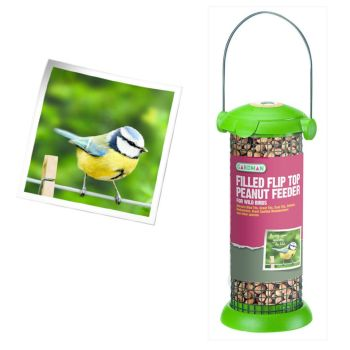 Gardman A02231 filled premium peanut feeder available from Strawberry Garden Centre, Uttoxeter