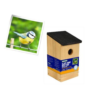 Gardman A04379 bird box available from Strawberry Garden centre, Uttoxeter