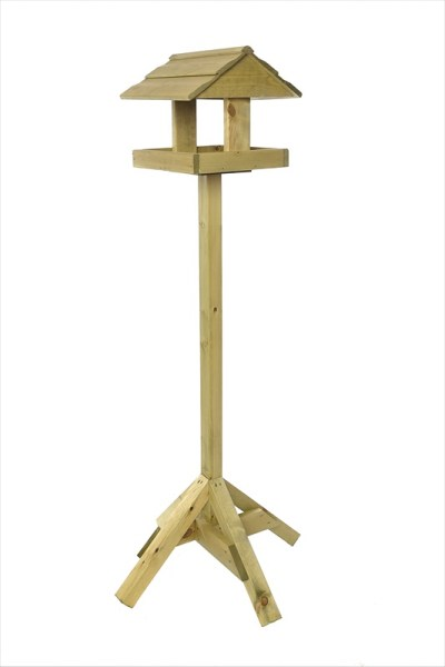 Tom Chambers NR008 Natures Range Bird Retreat Bird Table available from Strawberry Garden Centre, Uttoxeter