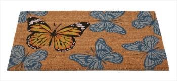 garden-home-company-82907-butterflies-doormat-available-from-strawberry-garden-centre-uttoxeter