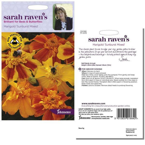sarah-raven-marigold-sunburst-mixed-seeds-available-from-strawberry-garden-centre-uttoxeter