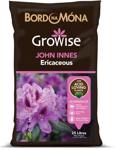 growise-john-innes-ericaceous available from Strawberry Garden centre, Uttoxeter