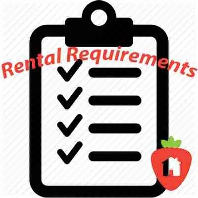 rental requirements at Strawberry Property Management in Las Vegas NV