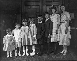 Sailer Children, Ca. 1919
