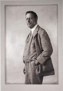 Herbert Welsh Portrait