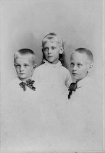 Welsh, Mary, and John Strawbridge July 1883