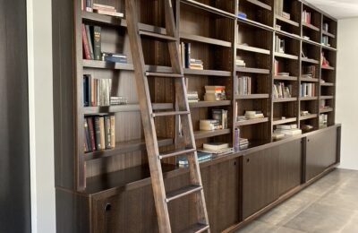 Custom Library By Straw Woodwork Gainesville Florida