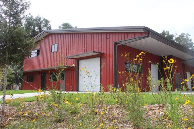 Straw & Co Woodwork Gainesville Florida 100% Solar Powered Shop!